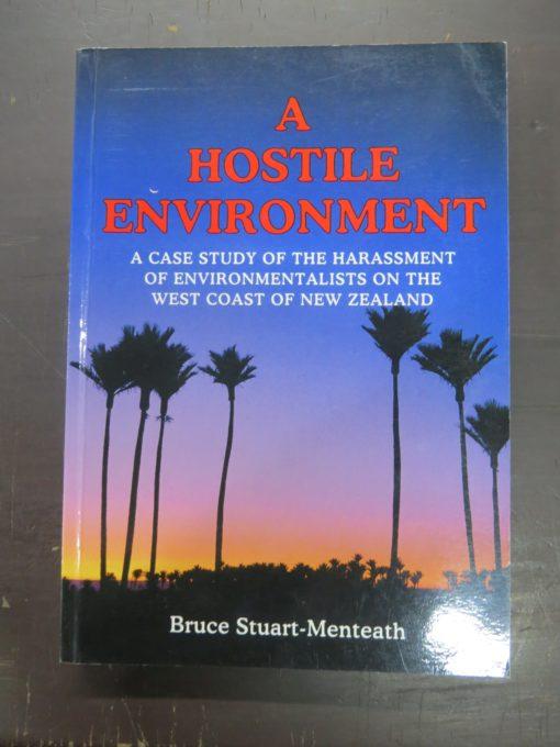 Stuart-Menteath, Hostile Environment, photo 1