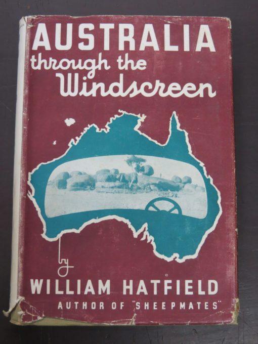 Hatfield, through windscreen, photo 1
