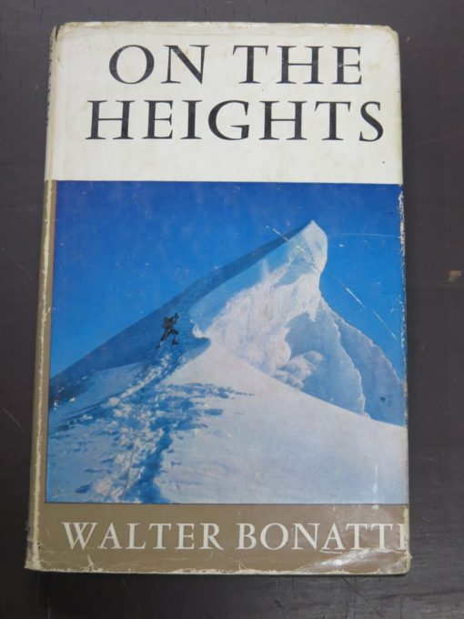Bonatti, On the Heights, photo 1