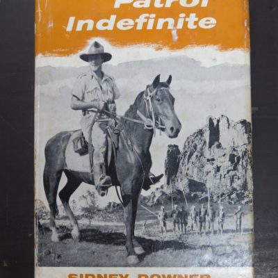 Sidney Downer, Patrol Indefinite, photo 1