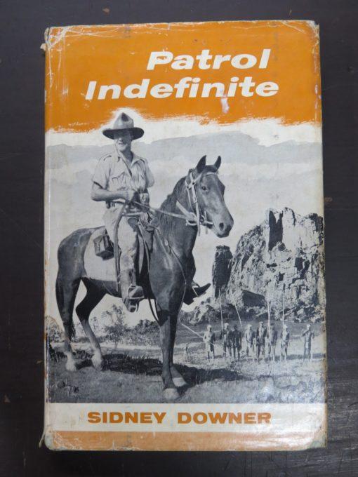 Sidney Downer, Patrol Indefinite, photo 1