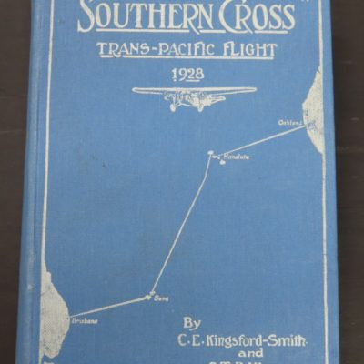 Kingsford-Smith, Southern Cross, photo 1