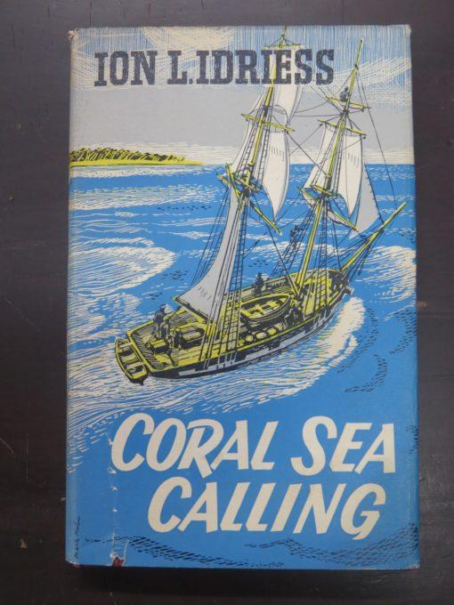 Idriess, Coral Sea, photo 1