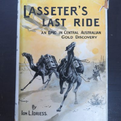 Idriess, Lasater's Last, photo 1