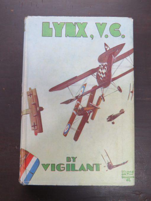 Vigilant, Lynx, photo 1