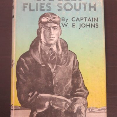 Captain W. E. Johns, Biggles Flies South, photo 1