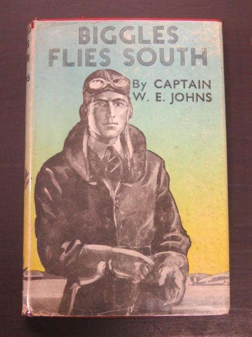 Captain W. E. Johns, Biggles Flies South, photo 1