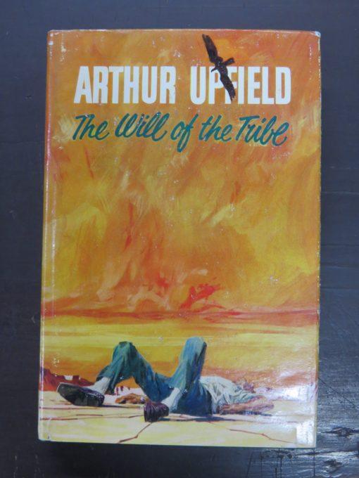 Arthur Upfield, will of the tribe, photo 1