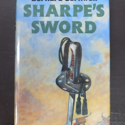 Bernard Cornwell, Sharpe's Sword, photo 1