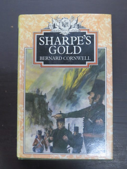 Bernard Cornwell, Sharpe's Gold, photo 1