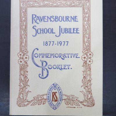 Ravensbourne Jubilee booklet photo 1