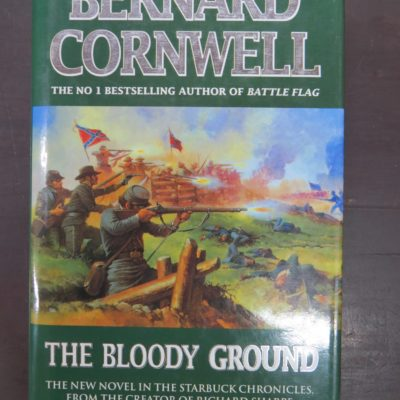 Bernard Cornwell, Bloody Ground, photo 1