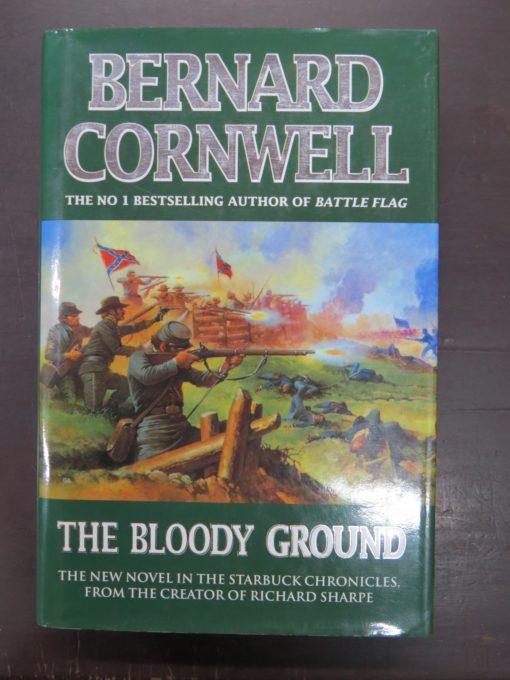 Bernard Cornwell, Bloody Ground, photo 1