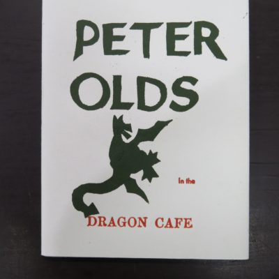 Peter Olds, Dragon cafe, photo 1