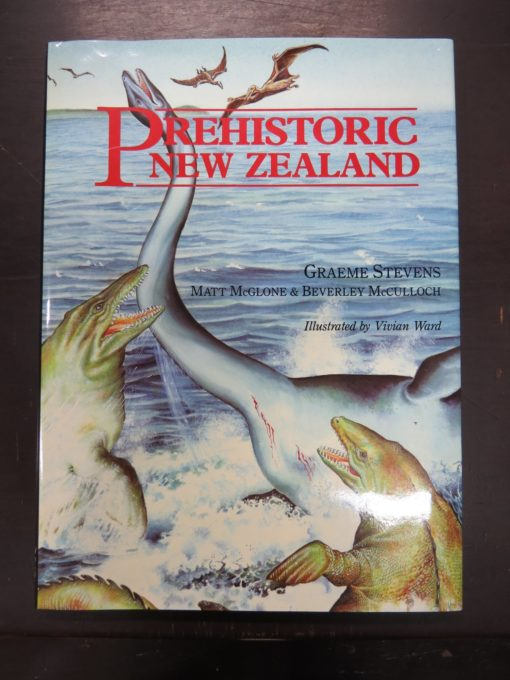 Stevens, Prehistoric NZ, photo 1