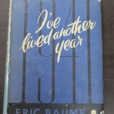 Eric Baume, Another Year, photo 1