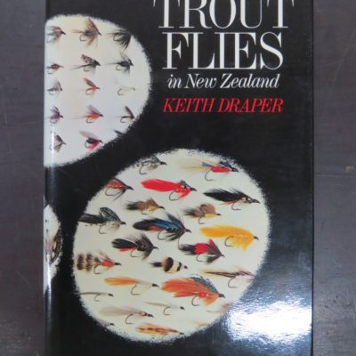 Draper, NZ Trout Flies, photo 1