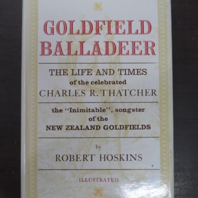 Hoskins, Goldfield balladeer, photo 1