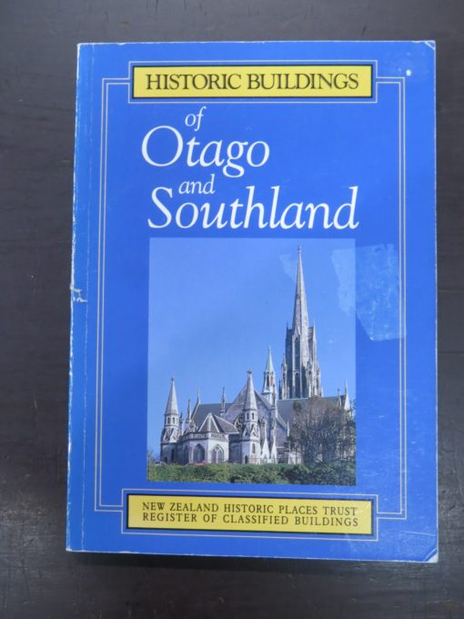 Galer, Historic Buildings of Otago, Southland, photo 1