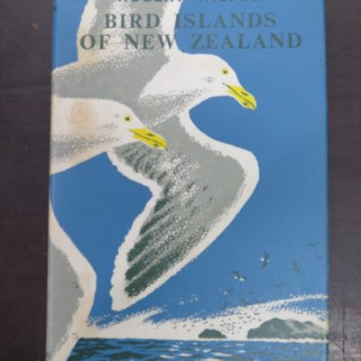 Robert Wilson, Birds Islands of New Zealand, natural history, photo 1