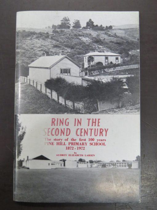 Audrey Elizabeth Larsen, Ring in the Second Century, Pine Hill School, Dunedin, photo 1