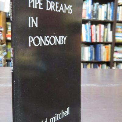 David Mitchell, Pipe Drams in Ponsonby, Caveman Press, Dunedin, New Zealand Poetry, photo 1