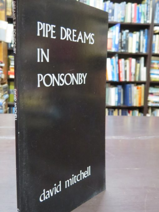 David Mitchell, Pipe Drams in Ponsonby, Caveman Press, Dunedin, New Zealand Poetry, photo 1