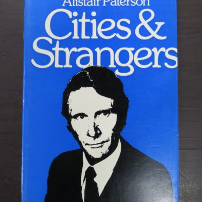 Alistair Paterson, Cites & Strangers, New Zealand Poetry, Caveman Press, Dunedin, photo 1