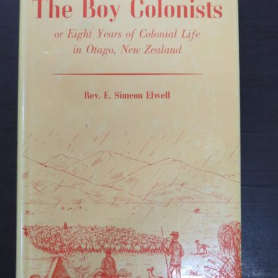 Simeon Elwell, Boy Colonists, photo 1
