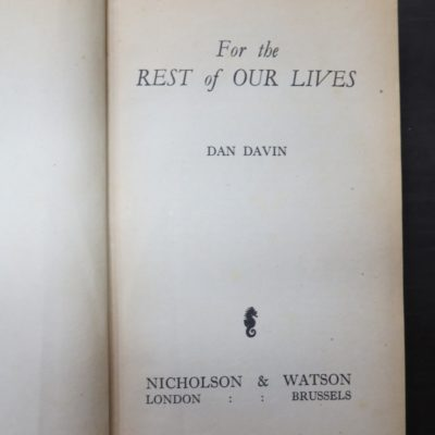 Davin, Our Lives, photo 1
