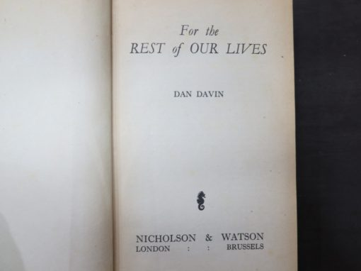 Davin, Our Lives, photo 1