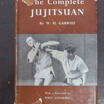 W. H. Garrud, The Complete Jujitsuan, Methuen, London, Martial Arts, Sport, Dunedin Bookshop, Dead Souls Bookshop