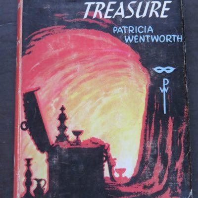 Patricia Wentworth, The Benevent Treasure, Hodder & Stoughton, London, 1956, Crime, Mystery, Detection, Dunedin Bookshop, Dead Souls Bookshop