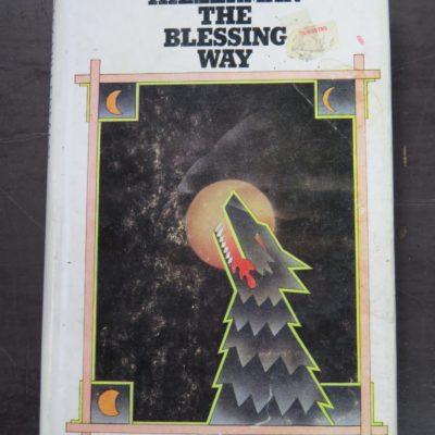 Tony Hillerman, The Blessing Way, Macmillan, London, 1970, Crime, Mystery, Detection, Dunedin Bookshop, Dead Souls Bookshop