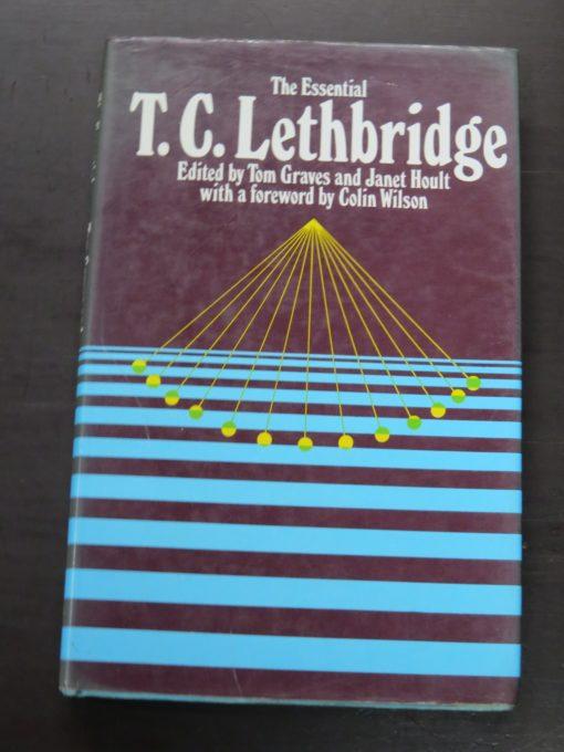 Essential T. C. Lethbridge, Routledge, London, Occult, Religion, Philosophy, Dunedin Bookshop, Dead Souls Bookshop
