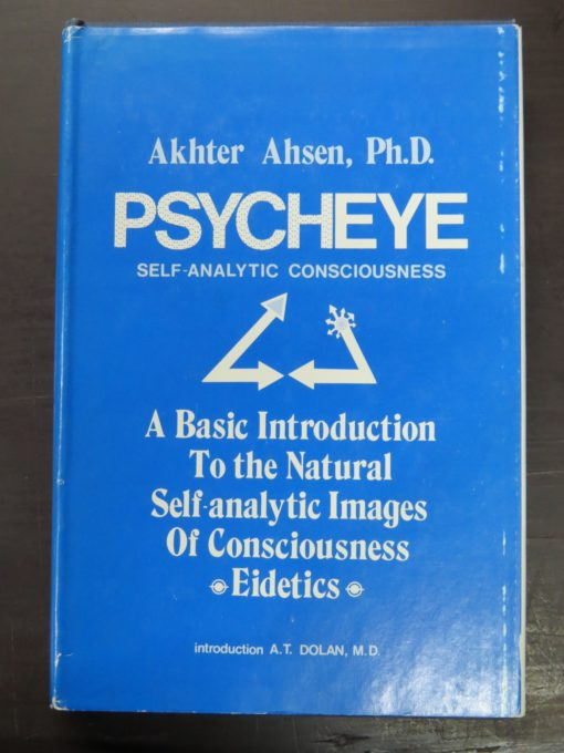 Akhter Ashen, Psycheye, Brandon House, New York, Religion, Occult, Philosophy, Dunedin Bookshop, Dead Souls Bookshop