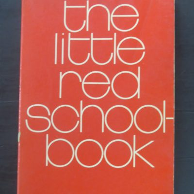 Soren Hansen, et al, the little red school-book, Vintage, Philosophy, Dead Souls Bookshop, Dunedin Book Shop