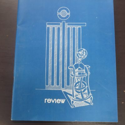 Otago Review,1968, O.U.S.A. Dunedin, New Zealand Literature, Dead Souls Bookshop, Dunedin Book Shop