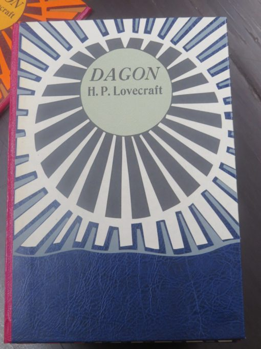 Lovecraft, Dagon, Kilmog Press, Dunedin, Literature, Dead Souls Bookshop, Dunedin Book Shop