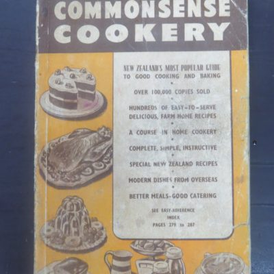 Tui's Third Cookery Book, NZ Dairy Exporters, Wellington, Cooking, Cookery, Dead Souls Bookshop, Dunedin Book Shop