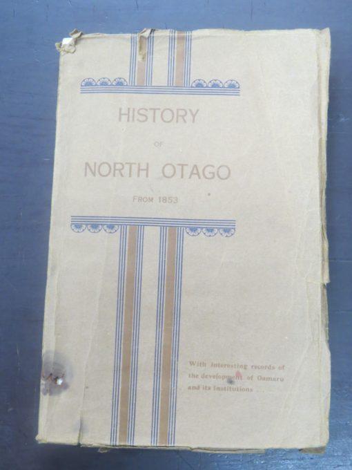 History of North Otago, Mail Office, Oamaru, Otago, New Zealand Non-Fiction, Dead Souls Bookshop, Dunedin Book Shop