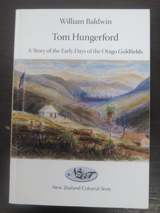 William Baldwin, Tom Hungerford,Department of English, Otago University, New Zealand Literature, Dead Souls Bookshop, Dunedin Book Shop