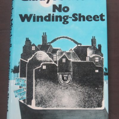 Gladys Mitchell, No Winding-Sheet, Michael Joseph, London, Crime, Mystery, Detection, Dead Souls Bookshop, Dunedin Book Shop