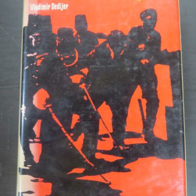 Vladimir Dedijer, The Road to Sarajevo, Simon and Schuster, New York, History, Military, Dead Souls Bookshop, Dunedin Book Shop