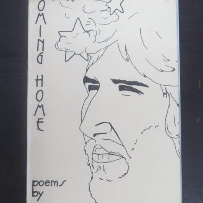 John Yamrus, Coming Home, Yanes, California, Literature, Poetry, Dead Souls Bookshop, Dunedin Book Shop