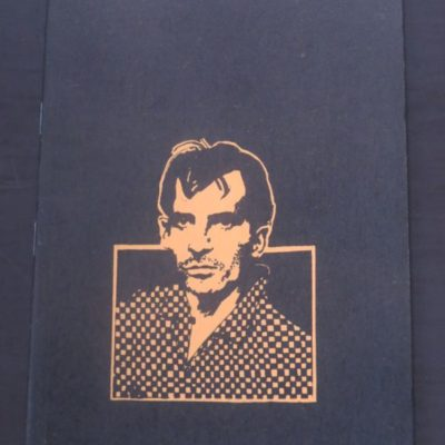 Peter Finch, Jack Kerouac, poems on his death, Second Aeon, Wales, Literature, Poetry, Dead Souls Bookshop, Dunedin Book Shop