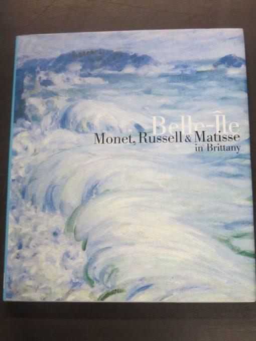 Belle-lle, Monet, Russell, Matisse in Brittany, Art Gallery of New South Wales, Art, Dead Souls Bookshop, Dunedin Book Shop