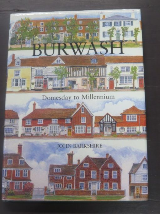 John Barkshire, Burwash, History, Dead Souls Bookshop, Dunedin Book Shop
