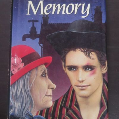 Margaret Mahy, Memory, Dent, London, 1987, New Zealand Literature, Dead Souls Bookshop, Dunedin Book Shop