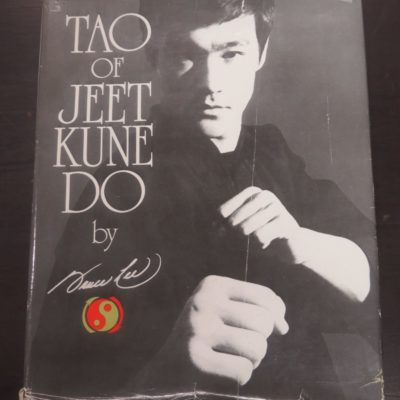 Bruce Lee, Tao of Jeet Kune Do, Ohara, California, 1980, Martial Arts, Sport, Dead Souls Bookshop, Dunedin Book Shop